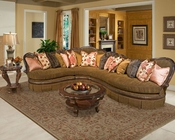 Benetti's Reversible Sectional Bertina BTBE069