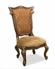 Benetti's Side Chair in Traditional Style Abrianna BTAB018