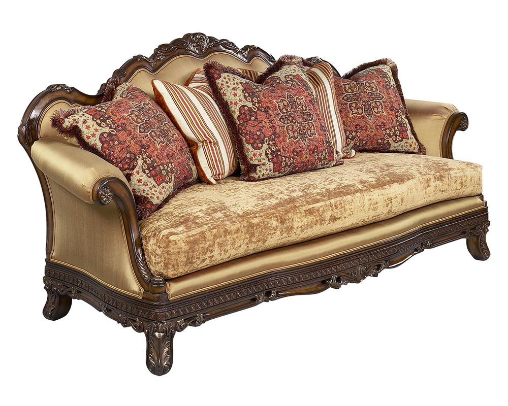 Traditional sectional sofas for Traditional sofas and loveseats