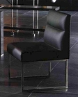 Bianca Modern Black Side Chair 44DAA022 (Set of 2)