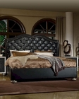 Black Finish Bed MCFB1701BED