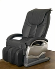 Black Massage Chair in Polyurethane The Spa MO-ESC