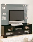 Black Media TV Stand EL-8030T