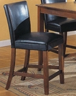 Black Pub Chair CO-100357 (Set of 2)