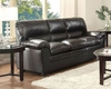 Black Sofa Talon by Homelegance EL-8511BK-3