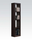 Bookcase in Espresso by Acme Finish AC92067