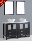 Bosconi 60in Double Round Sink Vanity BOAB230RO