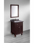Bosconi Bathroom 25in Contemporary Single Vanity BOSB-259