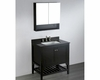 Bosconi Bathroom 33in Contemporary Single Vanity BOSB-250