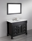 Bosconi Bathroom 43in Contemporary Single Vanity BOSB-278