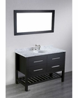 Bosconi Bathroom 47in Contemporary Single Vanity BOSB-250-4