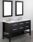 Bosconi Bathroom 60in Contemporary Double Vanity BOSB-250-5