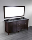 Bosconi Bathroom 73in Contemporary Double Vanity BOSB-261