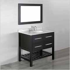 Bosconi - Single Sink Bathroom Vanities