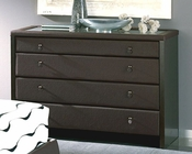 Brown Dresser Isabel in Modern Style Made in Spain 33B355