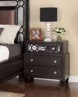 Brown Nightstand MCFB372-N