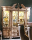 Buffet and Hutch in Antique Beige MCFRD300-HB