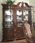 Buffet and Hutch in Warm Cherry MCFRD400-HB