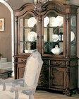 Buffet/Hutch in Brown Cherry CO-100134