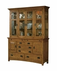 Buffet w/ Hutch Arts & Crafts by Hekman HE-84030-BH