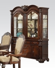 Buffet w/ Hutch Chateau De Ville Espresso by Acme Furniture AC64079