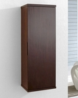 Burrell 14in Walnut Side Cabinet by Virtu USA VU-ESC-441-WA