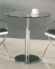 Caf? Glass Top Table OL-DT08
