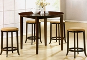 Cappuccino Finish Dining Room Set CO-150141s