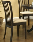 Cappuccino Finish Pub Chair CO-101082 (Set of 2)