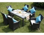 Caprice Outdoor Patio, Garden 7pc Dining Set 44P2107