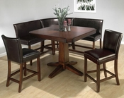 Carlsbad Cherry Counter Height Dining Set JO-888-50s