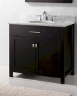 Caroline Espresso 36in Bathroom Vanity by Virtu USA VU-MS-2036-CAB-ES