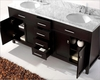 Caroline Parkway Espresso 72in Vanity by Virtu USA VU-MD-2072-CAB-ES