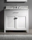 Caroline White 36in Bathroom Vanity by Virtu USA VU-MS-2036-CAB-WH