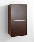 Carvell 16in Walnut Side Cabinet by Virtu USA VU-WAC-342-WA