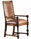 Castilian Leather Arm Chair by Hekman HE-744833598