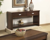 Casual Sofa Table Infinity by Somerton Dwelling SO-626-05