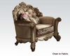 Chair Vendome Gold by Acme Furniture AC530C