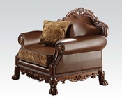 Chair w/ 1 Pillow Dresden by Acme Furniture AC15162