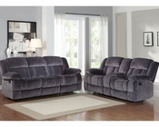 Charcoal Reclining Sofa Set Laurelton by Homelegance EL-9636CC-SET