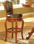 Cherry Finish Bar Stool CO-100269