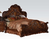 Cherry Oak Bed Dresden by Acme Furniture AC12140BED