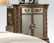 Chest Vendome Gold by Acme Furniture AC23006