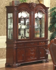 China Cabinet in Classic Cherry MCFD5006-HB