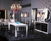 Clara Contemporary Dining Set 44DAA812-180SET