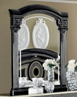 Classic Bedroom Mirror Made in Italy Aida 33180AD