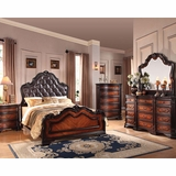 Classic Bedroom Set Le Havre By Acme Furniture AC22400SET