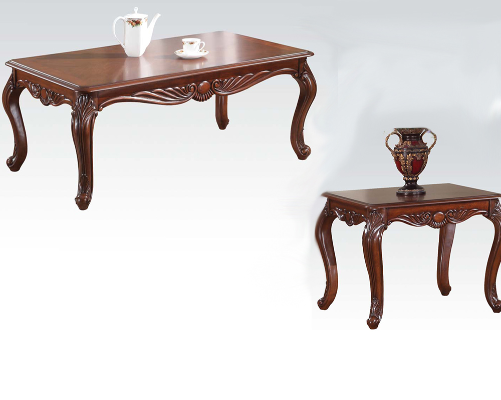 Acme furniture coffee table sets classic coffee table set birmingham by acme furniture ac10240set geotapseo Image collections