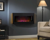 "Classic Flame 34"" Wall Hanging Fireplace Serendipity TS-34HF600GRA"