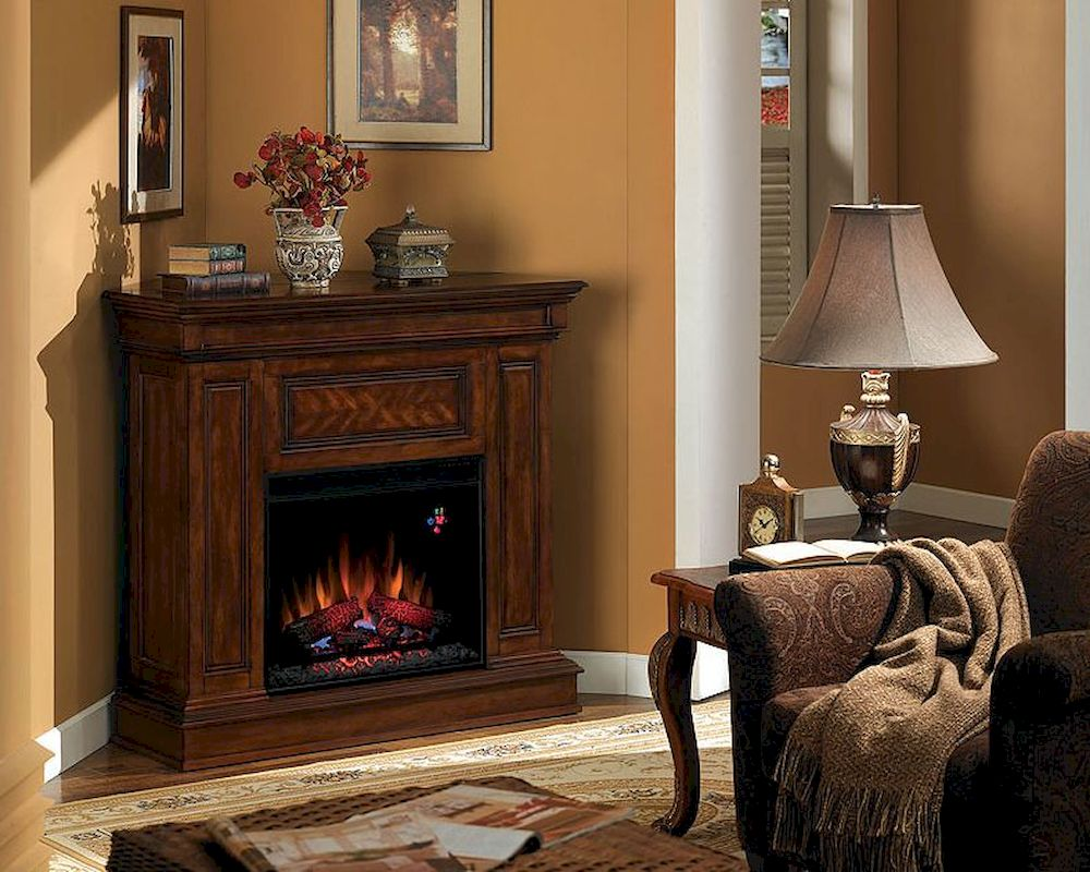 "Classic Flame 43"" Electric Fireplace Phoenix TS-23DM537-W502 - Classic Flame 43"" Electric Fireplace Phoenix TS-23DM537-W502. The Phoenix is suitable ..."
